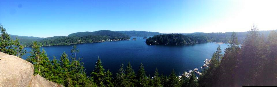 deep cove quarry rock north vancouver off the beaten path ikigai travel