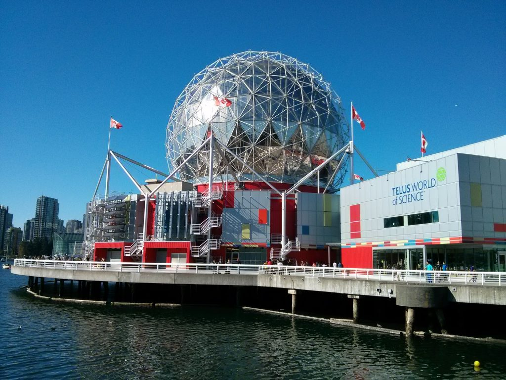 Science World Vancouver tour Ikigai Travel