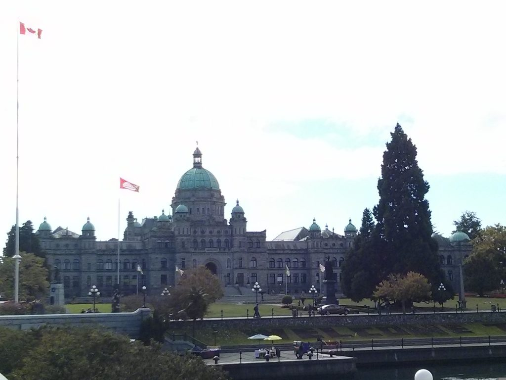 Parliament Buildings Victoria Vancouver Island BC why you should visit Vancouver in summer ikigai travel