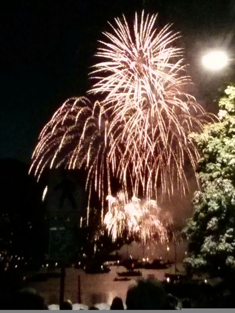 fireworks honda celebration of light why you should visit Vancouver in summer ikigai travel