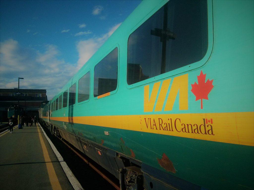 via rail train canada coast to coast by land budget tips ikigai travel