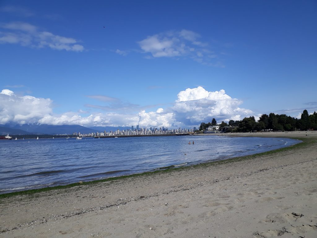 kitsilano beach why you should visit Vancouver in summer ikigai travel