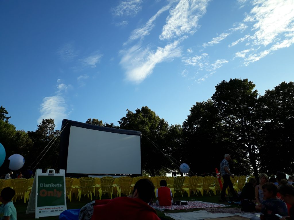 movie under the stars stanley park free why you should visit Vancouver in summer ikigai travel
