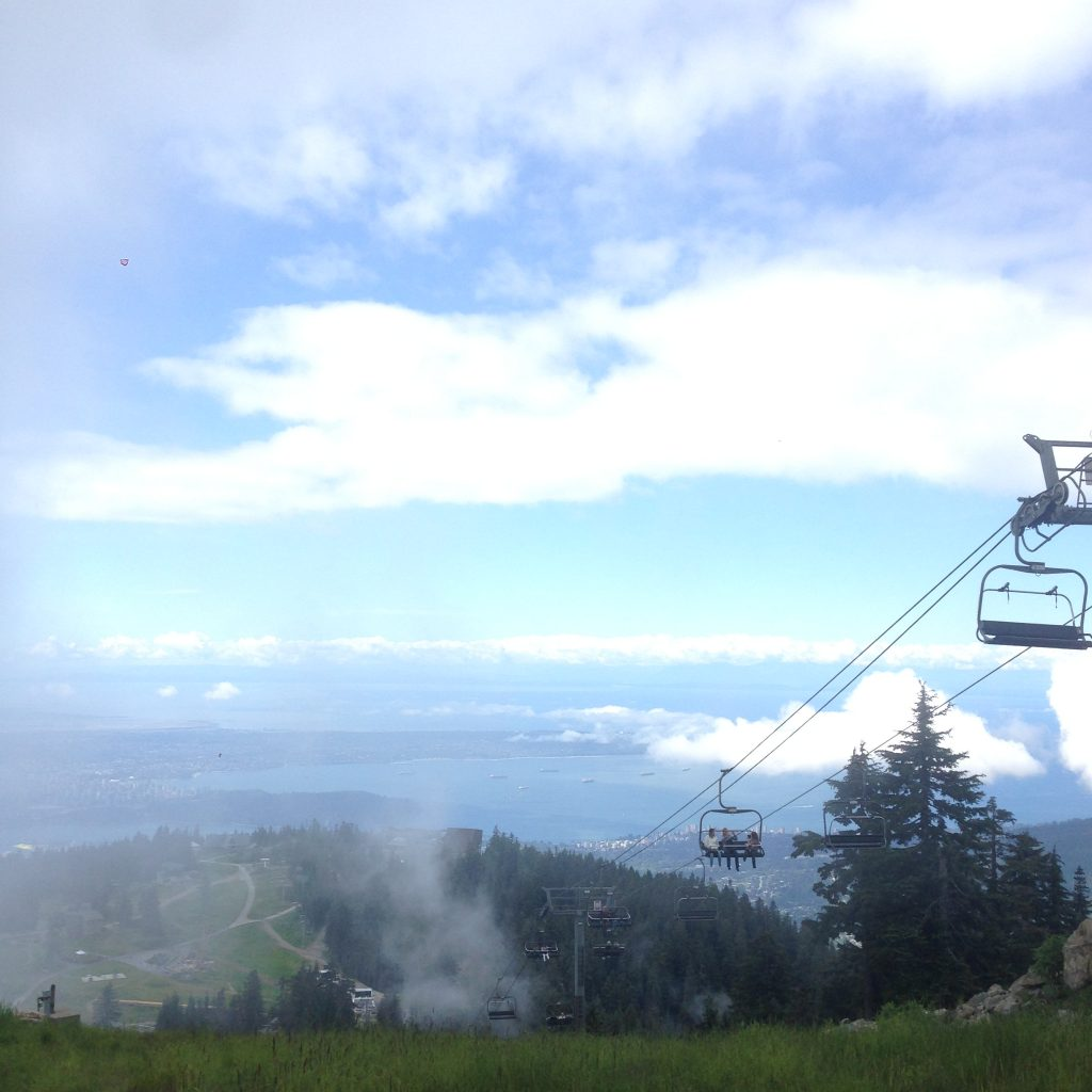 Grouse Mountain Vancouver tour Ikigai Travel