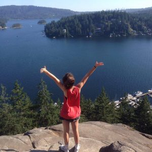 quarry rock hike deep cove ikigai travel