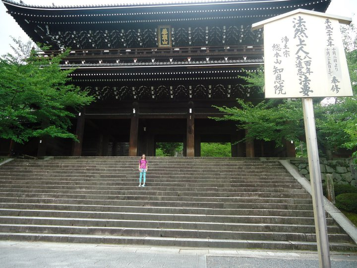 Kyoto: a guide to temples and shrines chionin ikigai travel