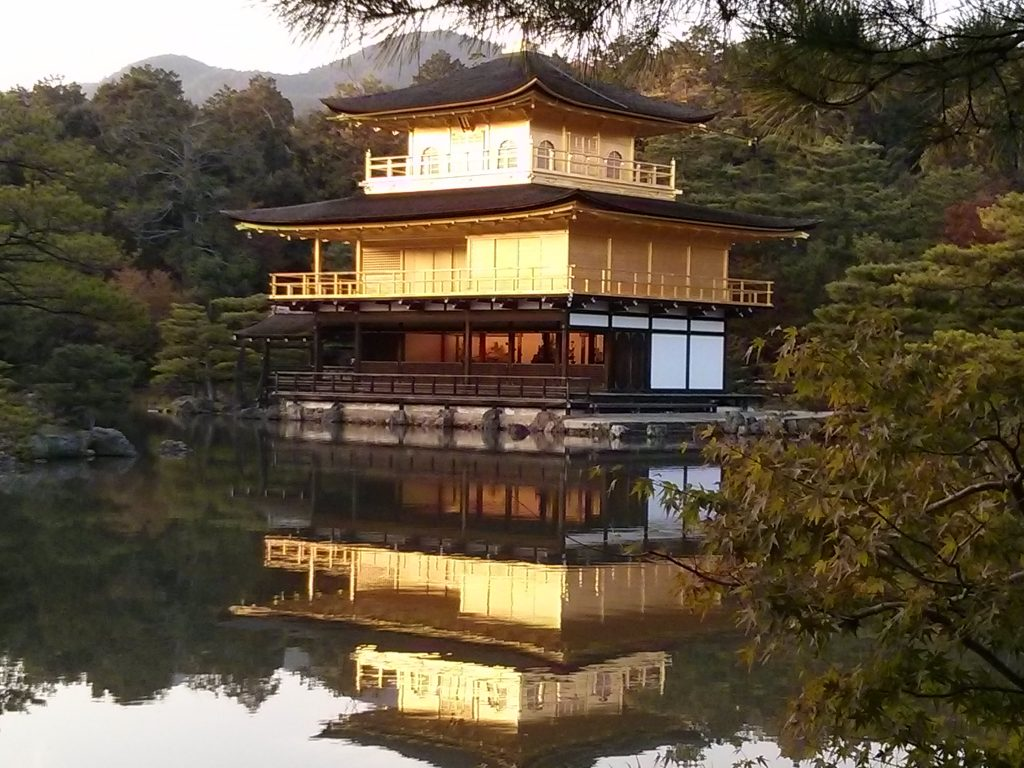 Kyoto: a guide to temples and shrines kinkakuji kyoto ikigai travel