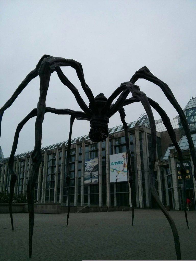national gallery of canada art spider stranger things 10 must-sees in ottawa canada ikigai travel