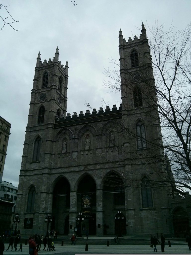 notre dame quick guide to montreal quebec canada ikigai travel