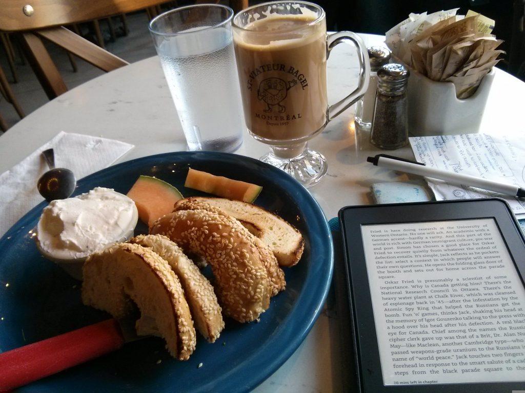 quick guide to montreal st viateur bagels cafe plateau mont royal quebec canada ikigai travel