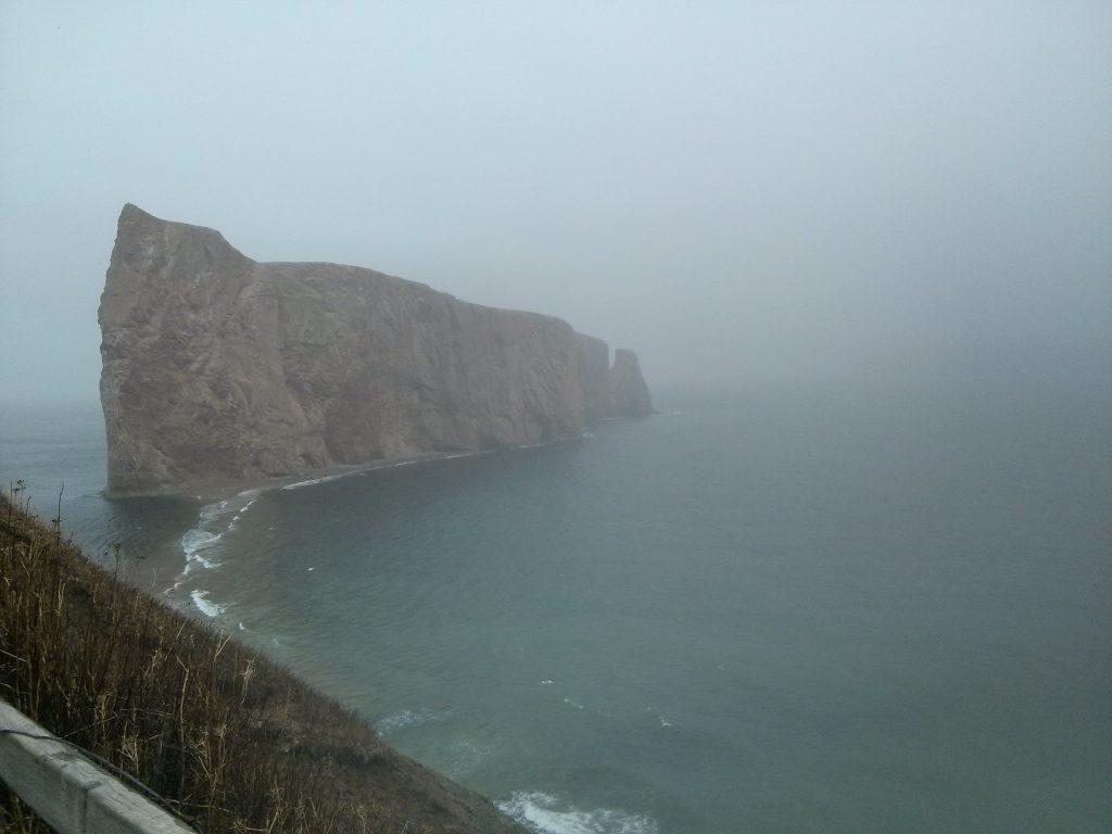 road trip in gaspésie percé rocher canada quebec ikigai travel