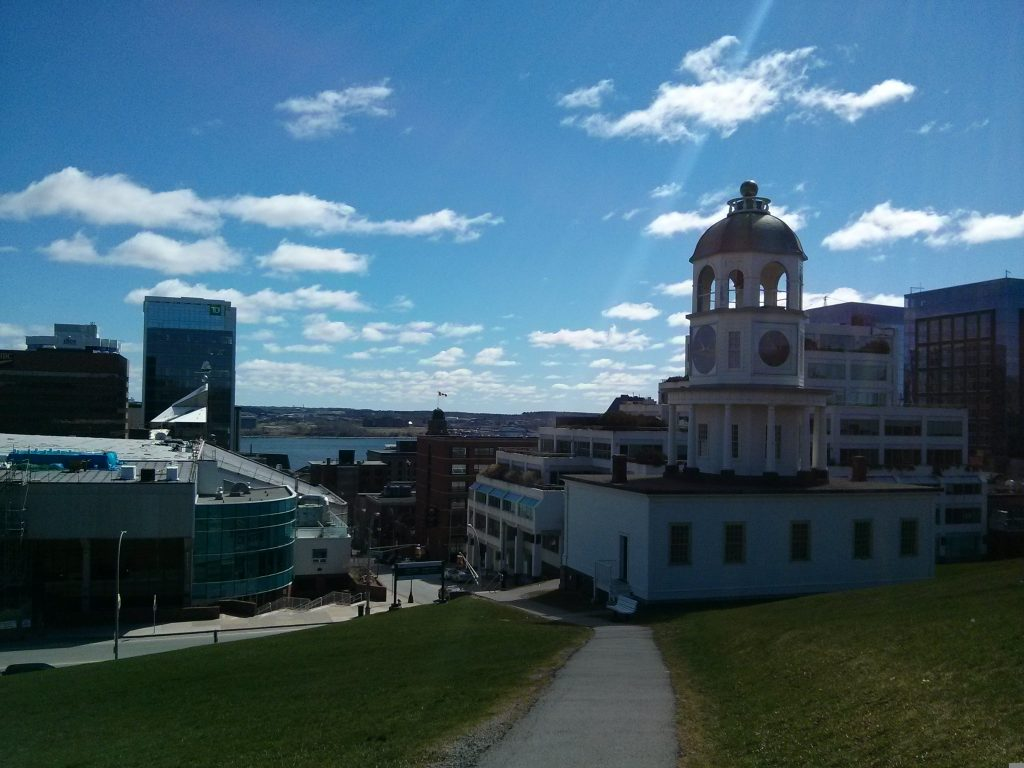 halifax quick guide citadel fortress clock tower downtown halifax nova scotia canada ikigai travel