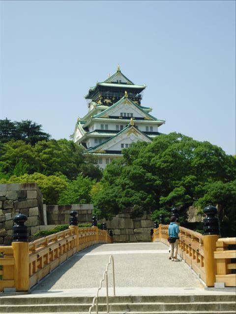 osakajo osaka castle