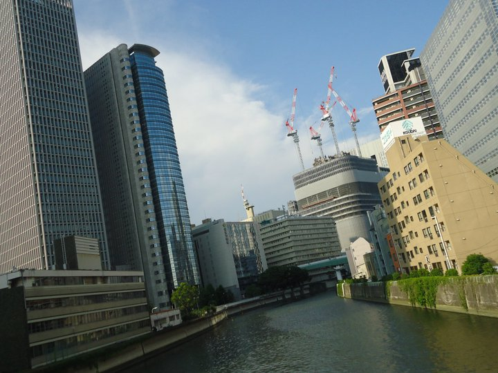 2 days in osaka dotonbori cruise