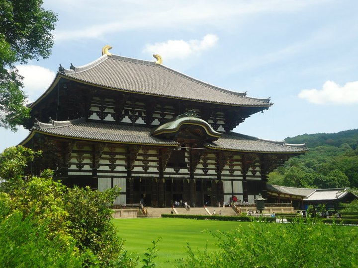 day trips from kyoto - nara & uji todaiji ikigai travel