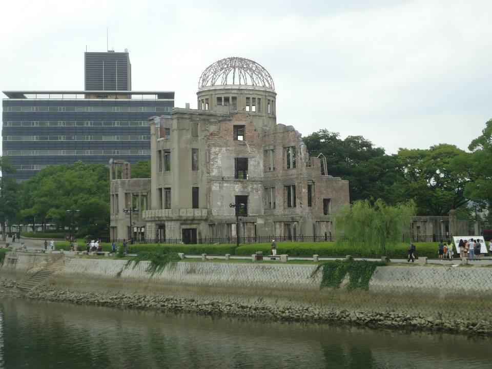 hiroshima & miyajima guide a-bomb dome atomic bomb hiroshima japan ikigai travel