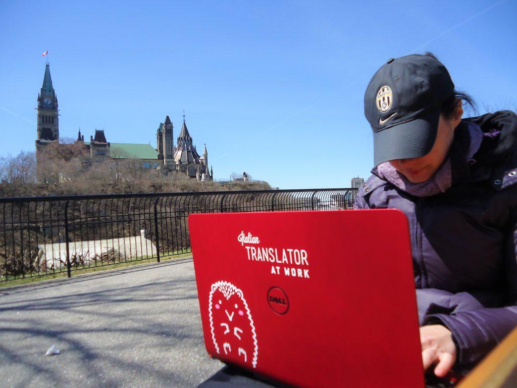 10 must-sees in Ottawa nepean point working ottawa digital nomad canada ikigai travel