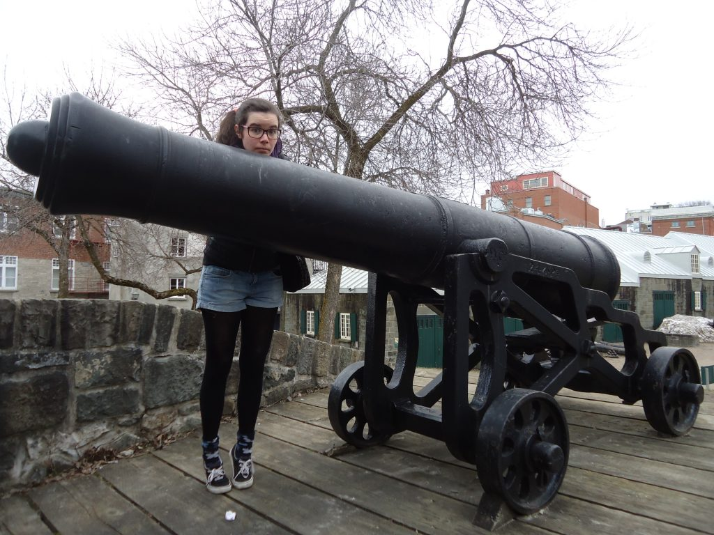 5 things you can't miss in Quebec City citadel fortifications cannons old quebec city canada ikigai travel