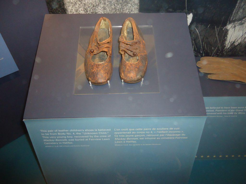 titanic shoes maritime museum halifax quick guide nova scotia canada ikigai travel