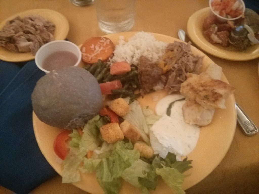 luau polynesian center hawaiian food what to do oahu hawaii ikigai travel