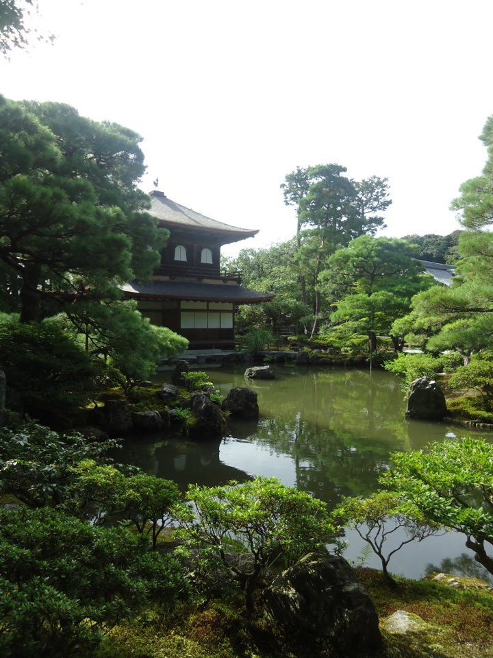 Kyoto: a guide to temples and shrines ginkakuji kyoto ikigai travel