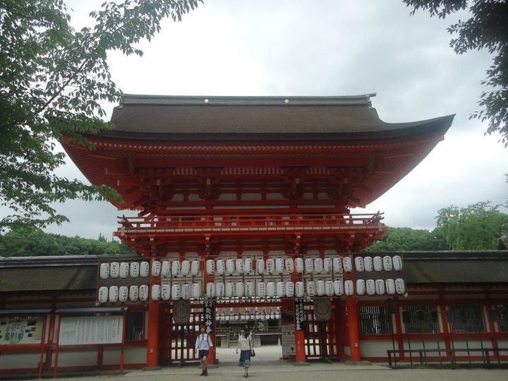 Kyoto: a guide to temples and shrines shimogamo ikigai travel
