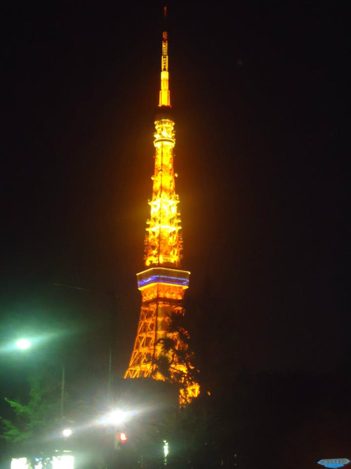 Tokyo in 2 days along the Yamanote Line tokyo tower japan ikigai travel