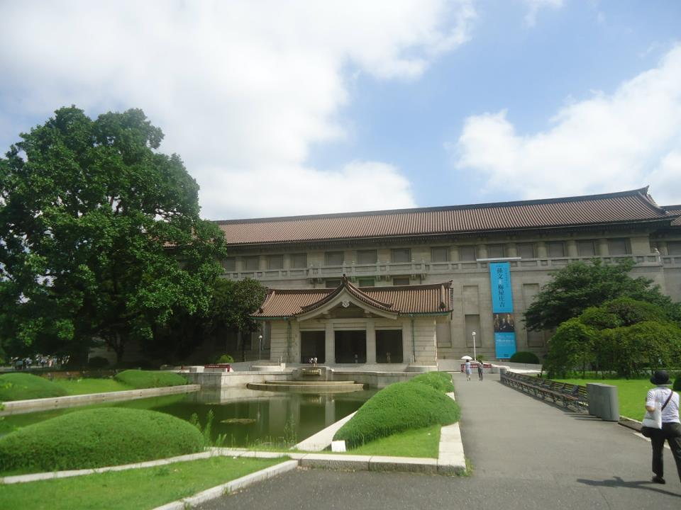Tokyo in 2 days along the Yamanote Line ueno park tokyo national museum japan ikigai travel