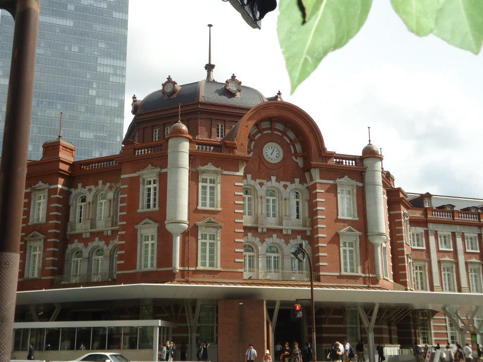 Tokyo in 2 days along the Yamanote Line tokyo station japan ikigai travel