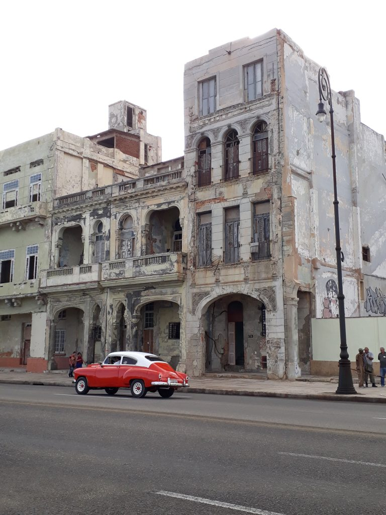 must-sees in havana malecon vintage cars cuba ikigai travel
