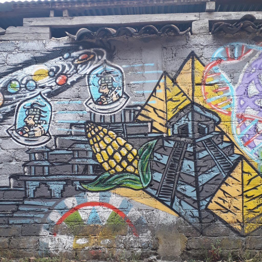 introduction to mexico mayan culture graffiti san cristobal guide mexico ikigai travel