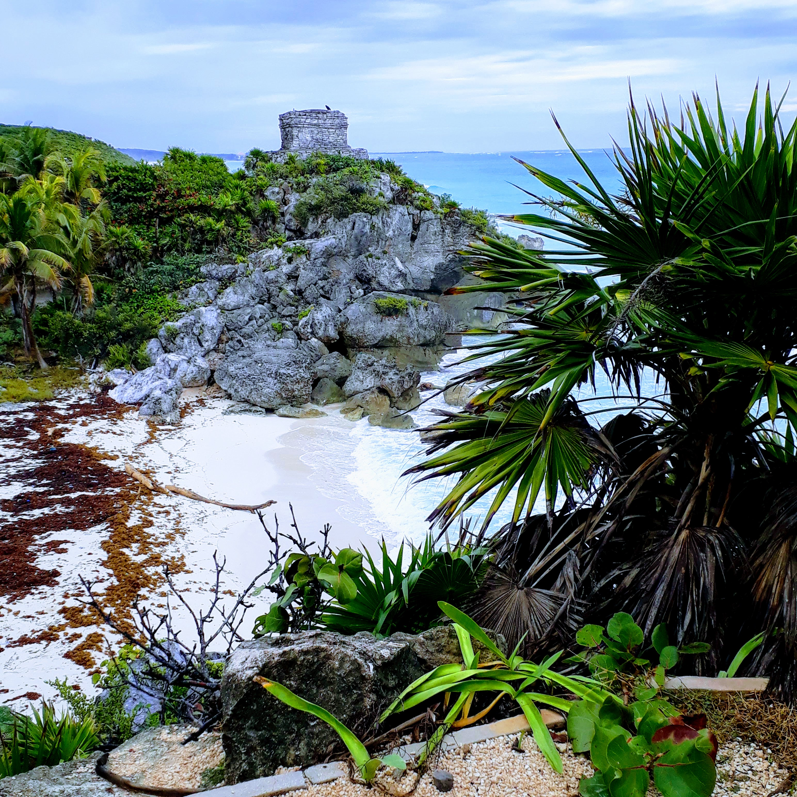 Best Places In Mexico To See Ruins: Things To Do In Tulum Mexico