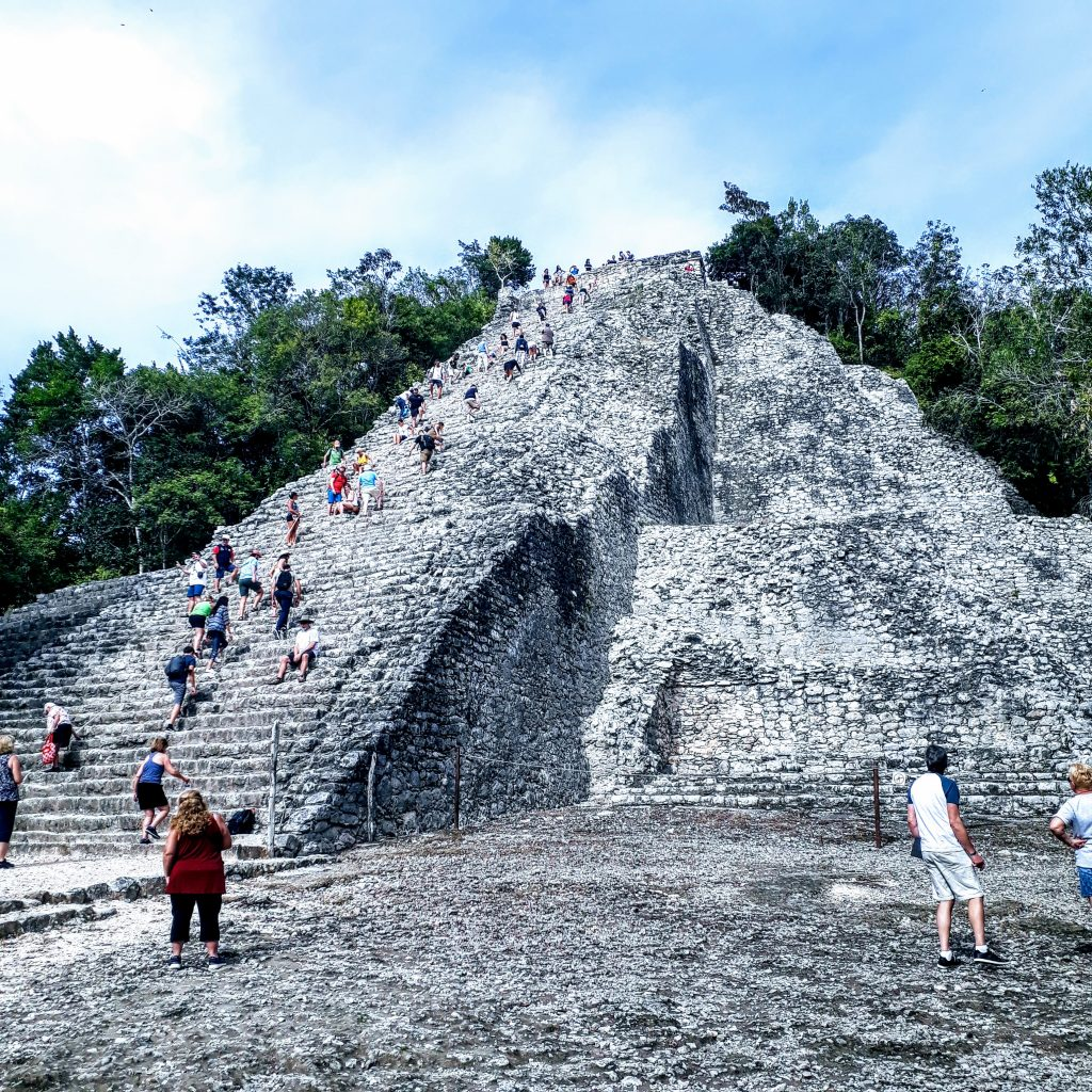 coba pyramid nohoch mul tulum things to do in tulum mexico ikigai travel