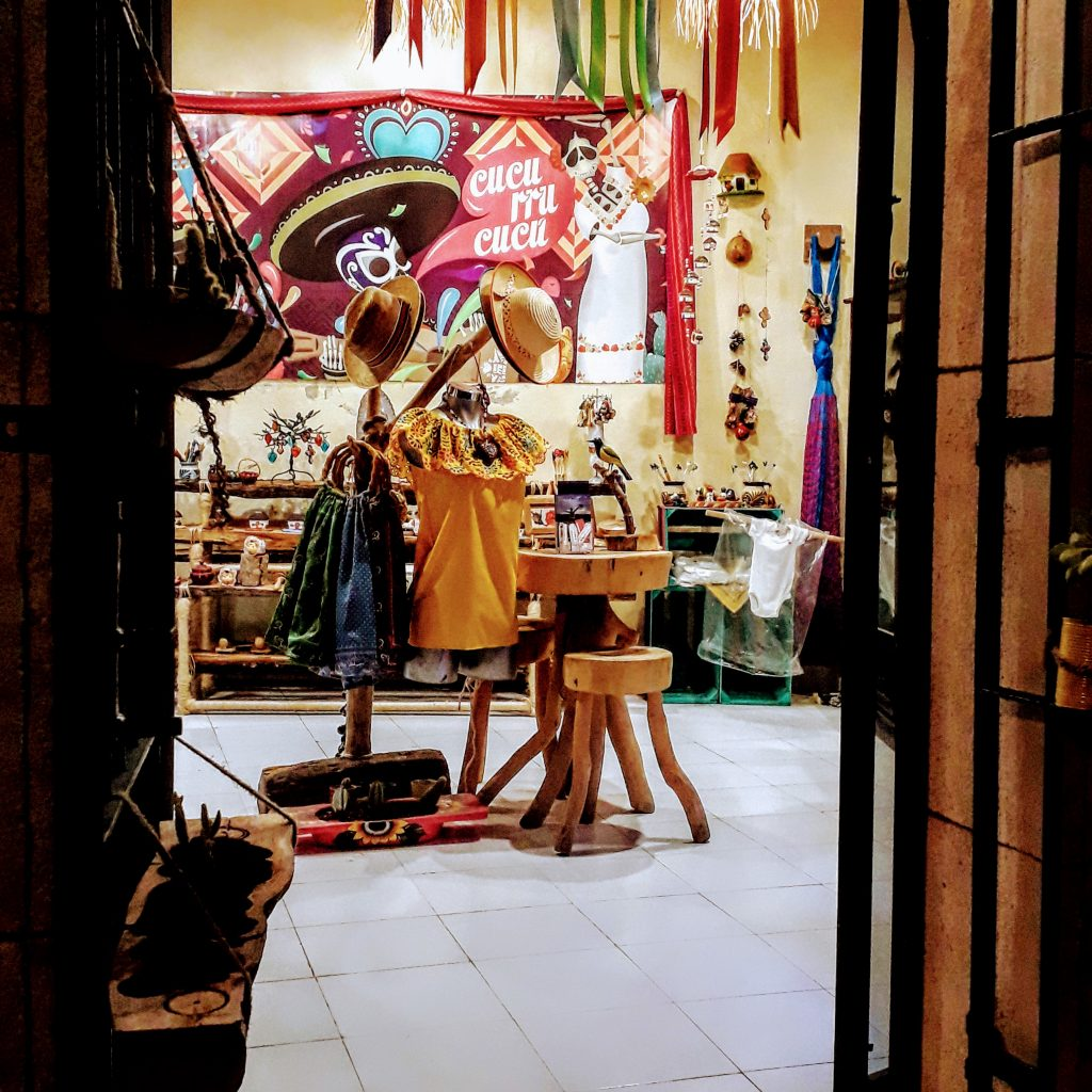 artisan shops calzada de los frailes what to do in valladolid mexico ikigai travel