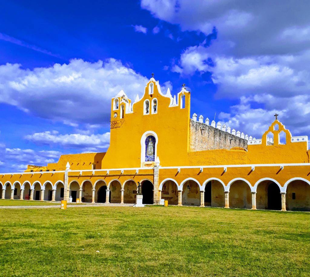 convento san antonio yellow town izamal guide day trip from merida
