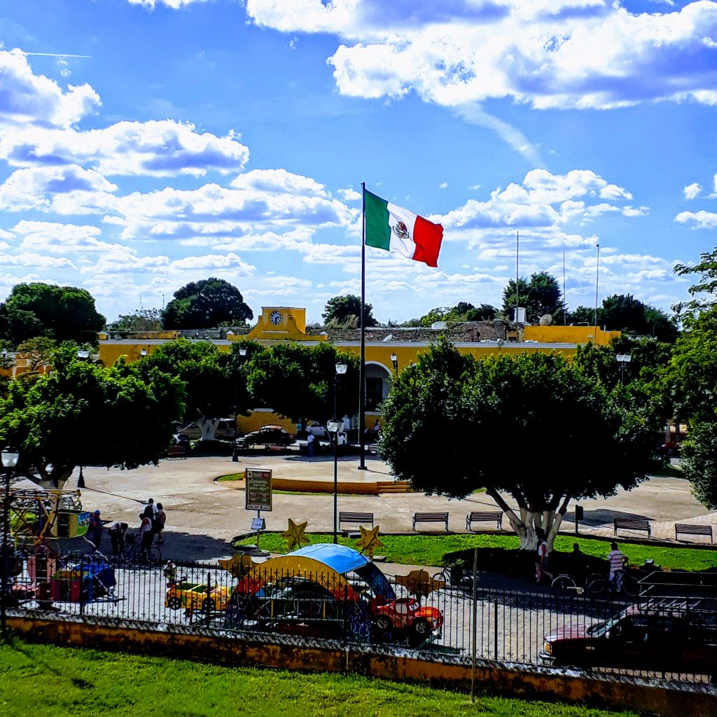 plazas guide to izamal day trip from merida mexico ikigai travel